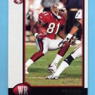 1998 Bowman Football #093 Terrell Owens - San Francisco 49ers Ex