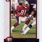 1998 Bowman Football #093 Terrell Owens - San Francisco 49ers NM-M