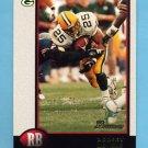 1998 Bowman Football #060 Dorsey Levens - Green Bay Packers