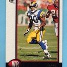 1998 Bowman Football #040 Isaac Bruce - St. Louis Rams