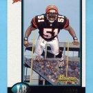 1998 Bowman Football #004 Takeo Spikes RC - Cincinnati Bengals