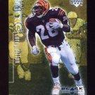 1998 Black Diamond Rookies Triple #019 Corey Dillon - Cincinnati Bengals 0092/1500