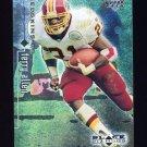 1998 Black Diamond Rookies Football #089 Terry Allen - Washington Redskins