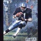 1998 Black Diamond Rookies Football #063 Tim Brown - Oakland Raiders