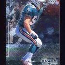 1998 Black Diamond Rookies Football #045 Zach Thomas - Miami Dolphins