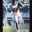 1998 Black Diamond Rookies Football #039 Keenan McCardell - Jacksonville Jaguars