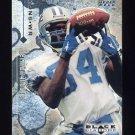1998 Black Diamond Rookies Football #030 Herman Moore - Detroit Lions