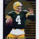 1997 Zenith Football #001 Brett Favre - Green Bay Packers