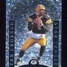 1997 Upper Deck Football Star Crossed #SC21 Brett Favre - Green Bay Packers
