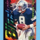 1997 Ultra Blitzkrieg #13 Troy Aikman - Dallas Cowboys