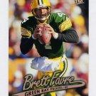 1997 Ultra Football #001 Brett Favre - Green Bay Packers Ex