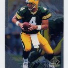 1997 SP Authentic Football #087 Brett Favre - Green Bay Packers