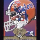 1997 Press Pass Head Butt #HB4 Reidel Anthony RC - Tampa Bay Buccaneers