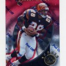1997 Pinnacle Totally Certified Platinum Red Football #145 Corey Dillon RC - Bengals /4999
