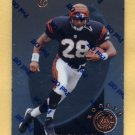 1997 Pinnacle Certified Football #145 Corey Dillon RC - Cincinnati Bengals