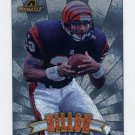 1997 Pinnacle Football Trophy Collection #P69 Corey Dillon RC - Cincinnati Bengals