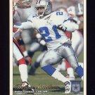 1997 Pacific Philadelphia Football #084 Deion Sanders - Dallas Cowboys