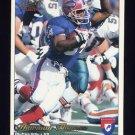 1997 Pacific Philadelphia Football #044 Thurman Thomas - Buffalo Bills