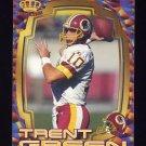 1997 Pacific Dynagon Best Kept Secrets #032 Trent Green - Washington Redskins
