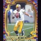 1997 Pacific Dynagon Best Kept Secrets #013 Brett Favre - Green Bay Packers