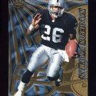1997 Pacific Dynagon Football #108 Napoleon Kaufman - Oakland Raiders