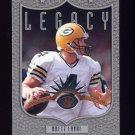 1997 Leaf Legacy #184 Brett Favre - Green Bay Packers