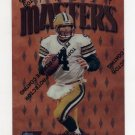 1997 Finest Football #190 Brett Favre - Green Bay Packers