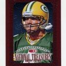 1997 Donruss Preferred Football #124 Brett Favre - Green Bay Packers NM-M