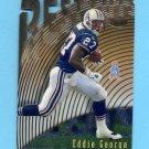 1997 Bowman's Best Cuts #BC02 Eddie George - Tennessee Oilers
