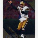 1997 Bowman's Best Football #001 Brett Favre - Green Bay Packers