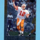 1997 Black Diamond Football #082 Trent Dilfer - Tampa Bay Buccaneers