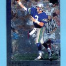 1997 Black Diamond Football #067 Rick Mirer - Seattle Seahawks