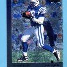 1997 Black Diamond Football #054 Marshall Faulk - Indianapolis Colts