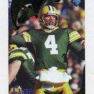 1997 Excalibur Football #050 Brett Favre - Green Bay Packers