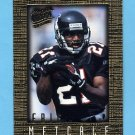 1996 Ultra Sensations Football #006 Eric Metcalf - Atlanta Falcons