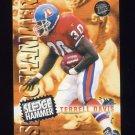 1996 Ultra Sledgehammer #02 Terrell Davis - Denver Broncos
