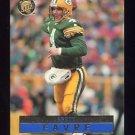 1996 Ultra Football #057 Brett Favre - Green Bay Packers