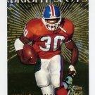 1996 Topps Laser Bright Spots #16 Terrell Davis - Denver Broncos
