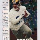 1996 Topps Laser Draft Picks #15 Eddie Kennison - St. Louis Rams