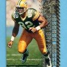 1996 Topps Laser Football #066 Reggie White - Green Bay Packers