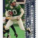 1996 Topps Laser Football #062 Wayne Chrebet - New York Jets