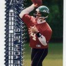 1996 Topps Laser Football #019 Neil O'Donnell - New York Jets
