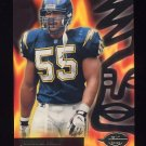 1996 Topps Gilt Edge Football #17 Junior Seau - San Diego Chargers