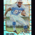 1996 Summit Ground Zero #162 Eddie George RC - Houston Oilers