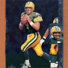 1996 SP Football #033 Brett Favre - Green Bay Packers