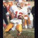 1996 Pacific Football #428 Trent Dilfer - Tampa Bay Buccaneers