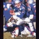 1996 Pacific Football #258 Drew Bledsoe - New England Patriots
