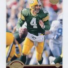 1996 Leaf Red #044 Brett Favre - Green Bay Packers
