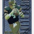 1996 Finest Football #S4 Brett Favre - Green Bay Packers