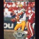 1996 Donruss Football #072 Brett Favre - Green Bay Packers